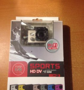 Экшен-камера SJ6000