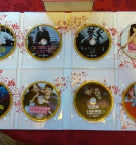 Подарочный набор фильмов на дисках