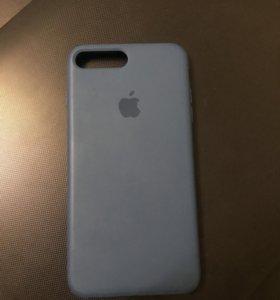 Чехол/silicon case iPhone 7 plus