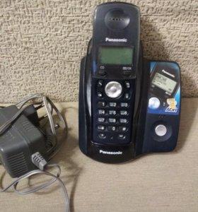 Телефон стационарный беспроводной Panasonic