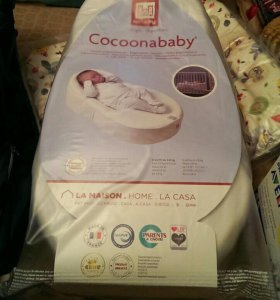 Кокон-матрас Red Castle Cocoonababy