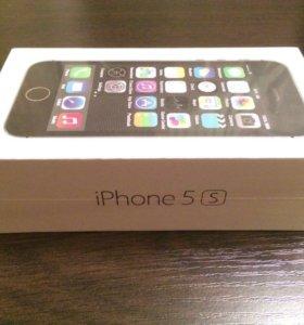 Iphone 5S новые 16Gb и 64Gb, заводская пленка