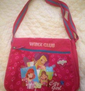 Детская сумка Винкс