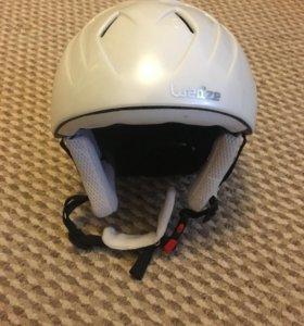 Шлем горнолыжный детский (wedze) размер 50-54