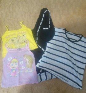 Вещи для девочки 4-5 лет