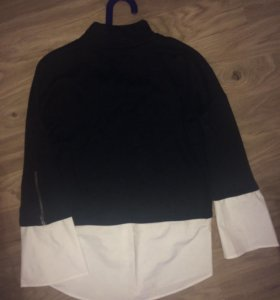 Кофта рубашка пуловер свитер джемпер