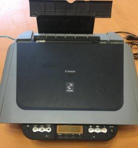 Принтер-сканер-копировальный аппарат