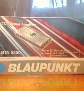 Усилитель Blaupukt GTA5350
