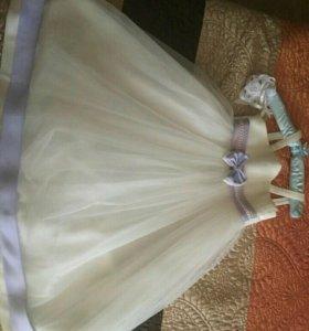 Очень красивое платье для принцессы