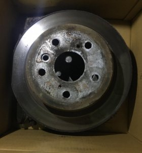 Тормозные диски ( в круг) Camry xv30