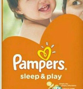 Подгузники (памперсы) Pampers