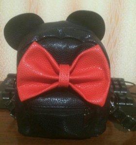 Милый рюкзак для девочки