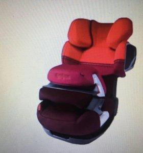 Авто кресло Немецкое от 9 до 40 кг