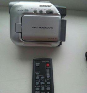 Видеокамера кассетная Sony.Производство Япония.