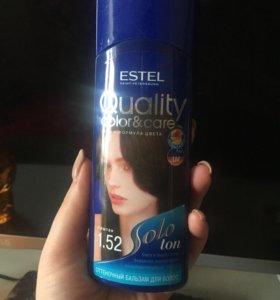 Тоник , оттеночный бальзам для волос ESTEL