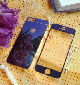 4D стекло на все модели iPhone в наличии.