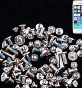 Комплект Болтов (винтов ) для iPhone 5S