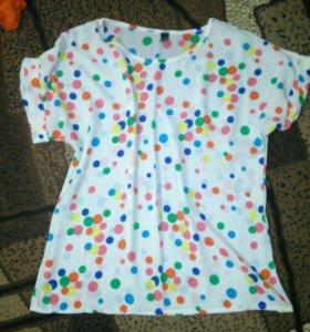 Платье блузка пижама