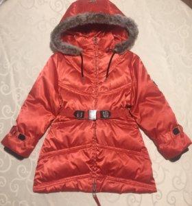 Итальянский пуховик пальто Куртка TRE API
