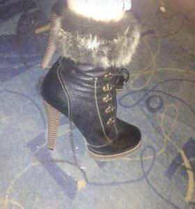 Ботиночки 2пары