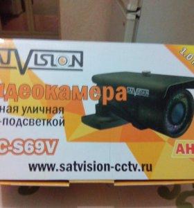 Камера видеонаблюдения. .