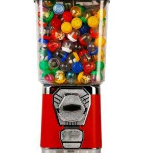 Торговые автоматы для жвачки и игрушек