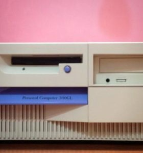 Компьютер PC IBM 300 GL