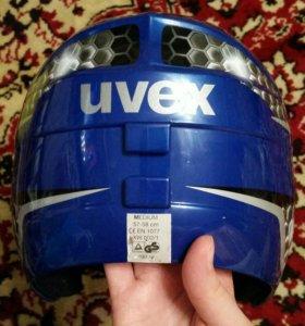Каска Uvex горнолыжная
