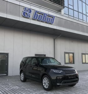 Land Rover Discovery, 2017