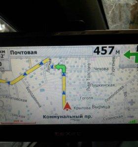 GPS-навигатор Texet TN-505
