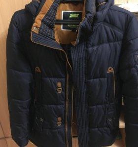 Куртка мужская (парка)