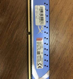 Kingston hyperx DDR3 khx1600c9d3/4G