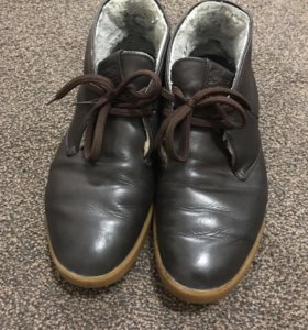 Ботинки мужские Lacoste
