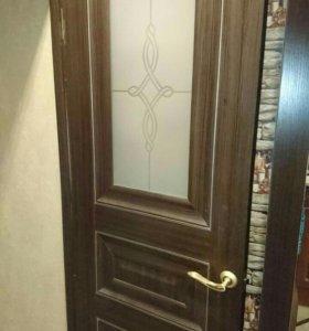 Дверь мдф ,покрытие экошпон