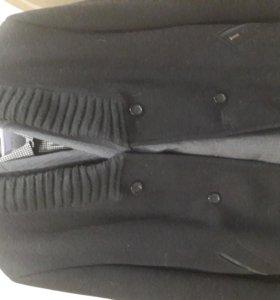 Пальто короткое современная модель