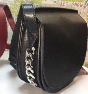Кожаная сумка Givenchy