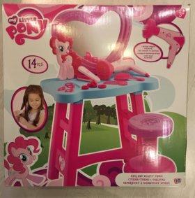 Новый туалетный столик My little Pony