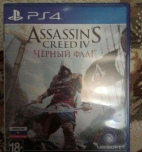 Игра PS4 Assassins Creed Black Flag