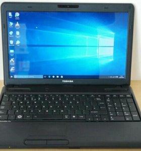 Ноутбук Toshiba Satellite c660d