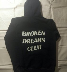 Худи Broken Dreams Club