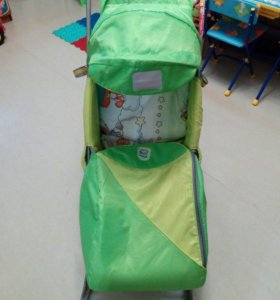 Санки-коляска NIKA kids Тимка комфорт