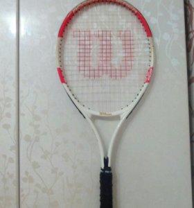 Ракетка для большого тенниса Wilson Roger 25