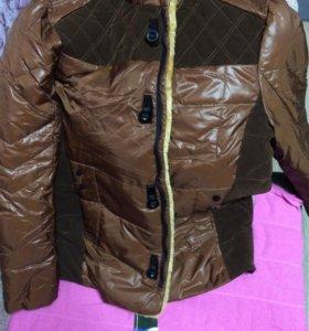Продаётся новая мужская куртка
