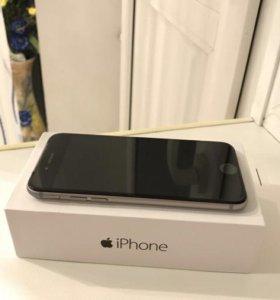 iPhone 6 на 16Gb Space Grey