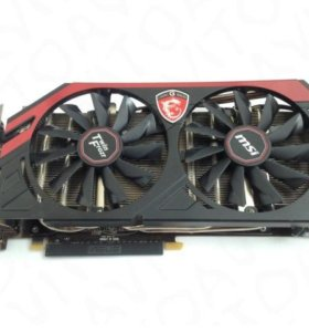 Видеокарта MSI GeForce GTX N780 TF 3GD5/OC
