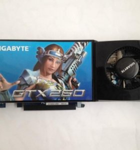 Видеокарта Gigabyte GeForce GTX 260 896Mb