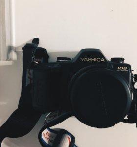 Пленочный фотоаппарат Yashica