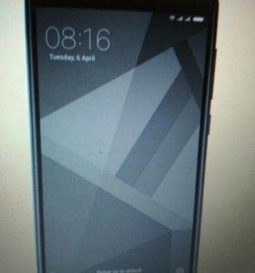 Новый телефон Xiaomi Redmi 4X 16Gb