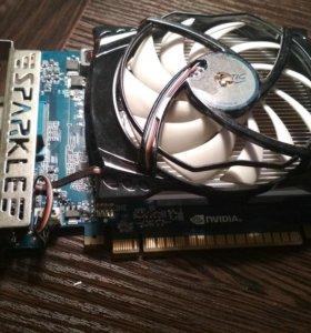 Видеокарта Palit GeForce GTX 650 Ti 1Gb gddr5