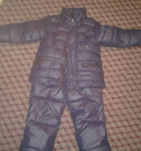 Комбинезон. Куртка и штаны теплые